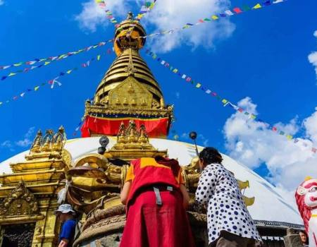 Buddhist Tour in Nepal